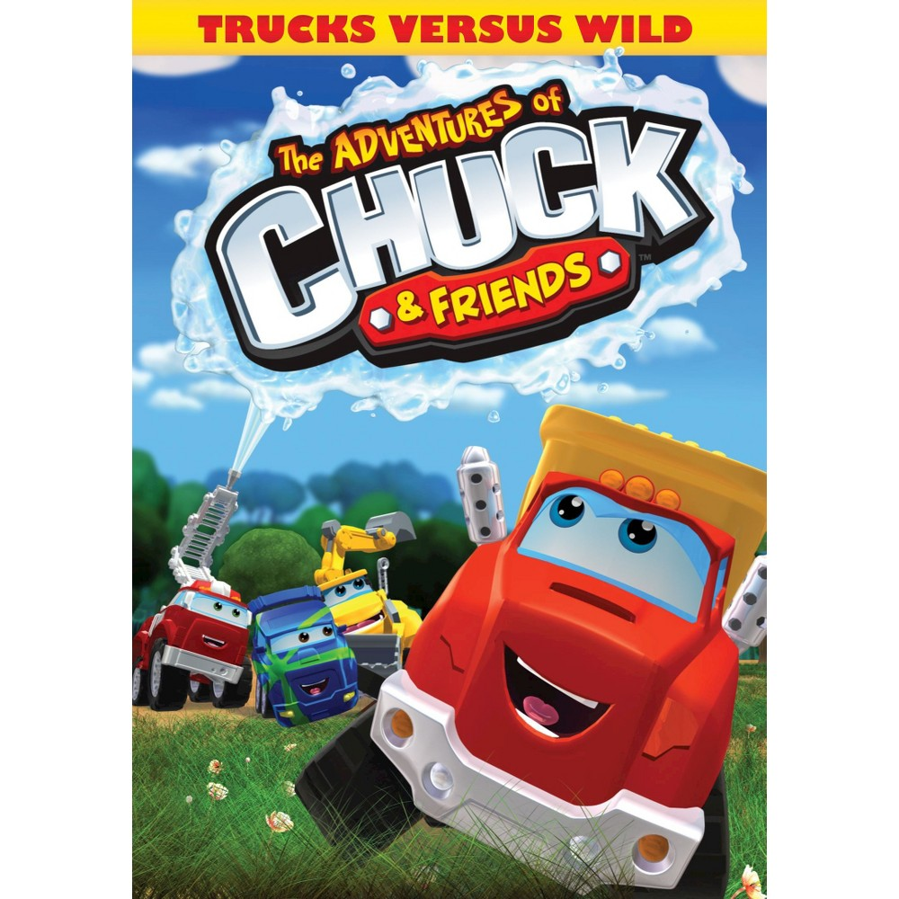 Adventures Of Chuck & Friends:Trucks (Dvd)