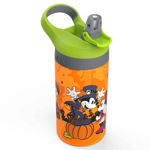 16oz Mickey Mouse Halloween Water Bottle - Zak Designs - image 1 of 3