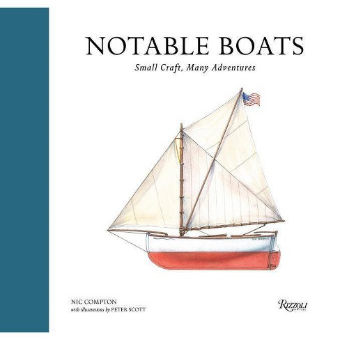 Notable Boats - by  Nic Compton (Hardcover) - image 1 of 1