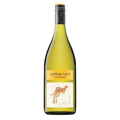 Yellow Tail Chardonnay White Wine - 1.5L Bottle