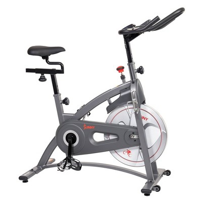 Sunny Health & Fitness Endurance Belt Drive Magnetic Indoor Cycling Exercise Bike