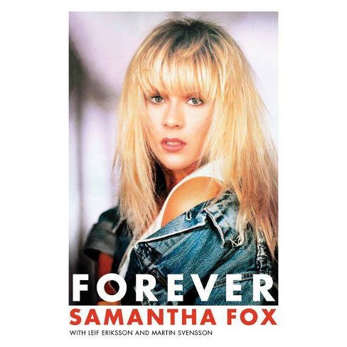 Forever - by  Samantha Fox (Hardcover) - image 1 of 1