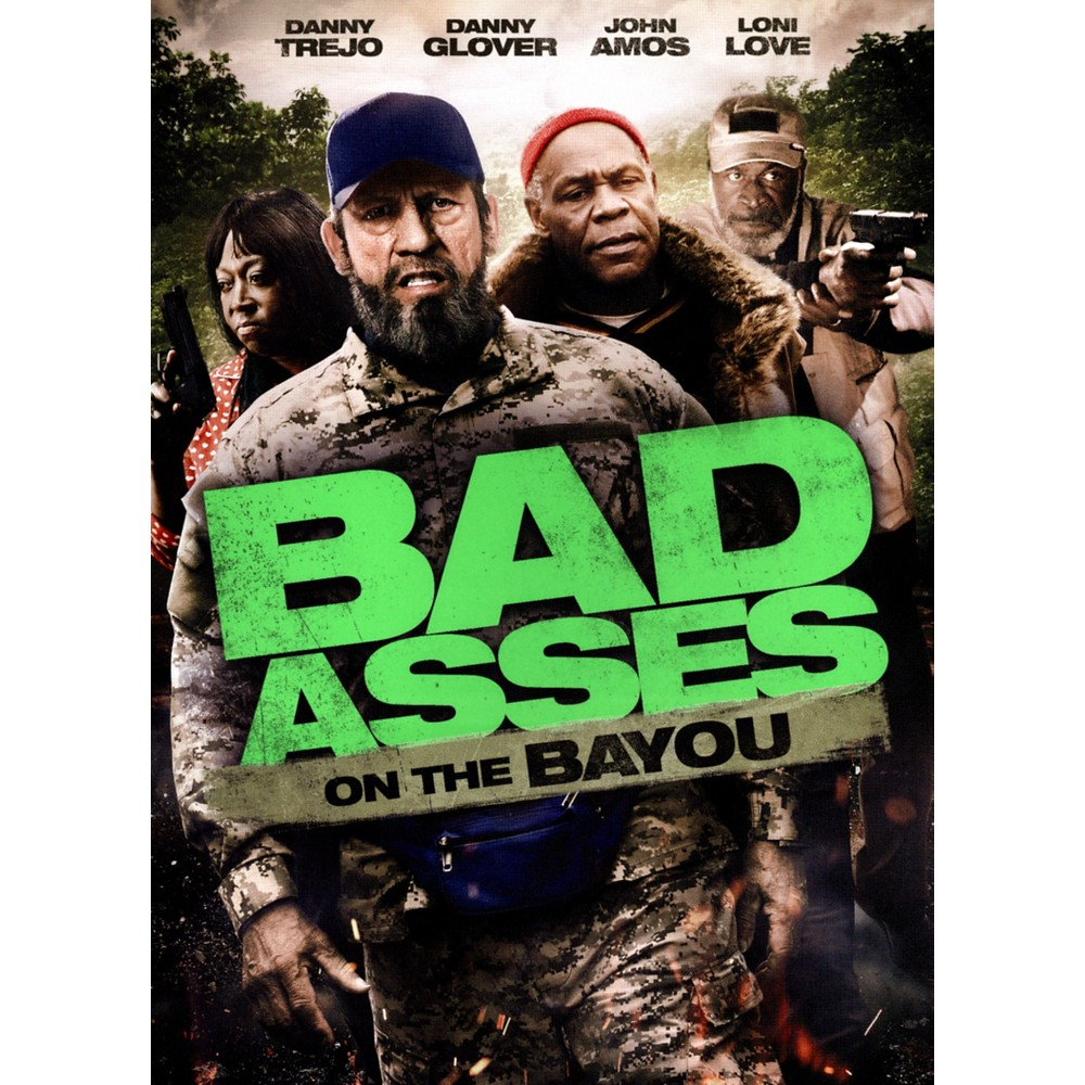 Bad Asses on the Bayou (dvd_video)