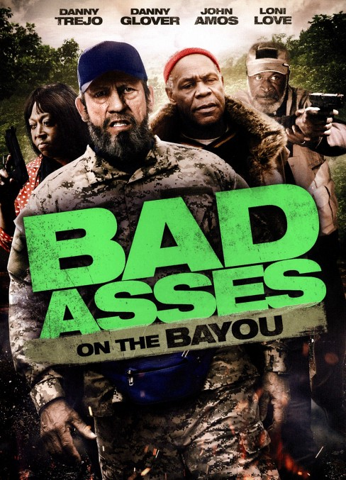 Bad Asses on the Bayou (dvd_video) - image 1 of 1