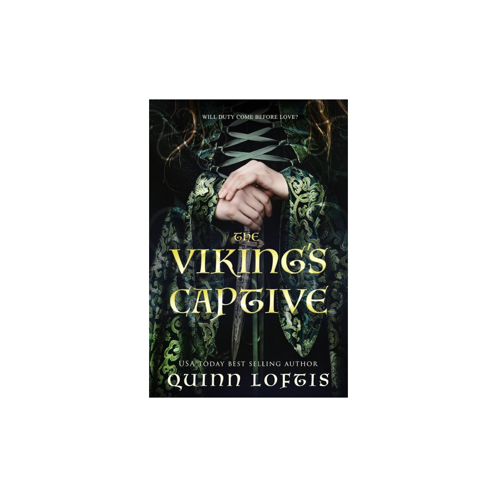 Viking's Captive - (Clan Hakon) by Quinn Loftis (Paperback)