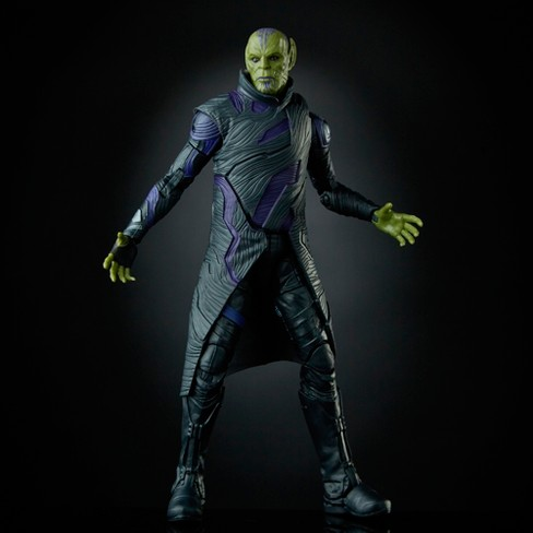 Marvel Captain Marvel 6 Legends Talos Skrull Collectors Figure Target