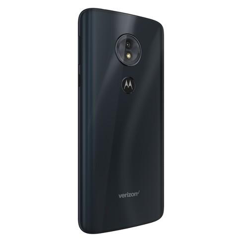 best service 215e7 47d6f Verizon Prepaid Moto G6 Play (16GB) - Indigo Blue
