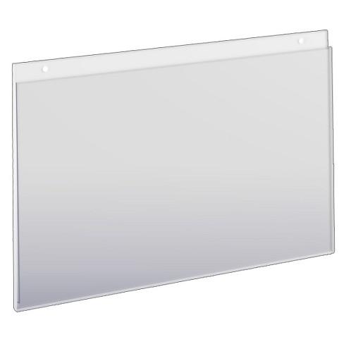 Azar 17 X 11 Wall U Frame Acrylic Sign Holder 10ct Target