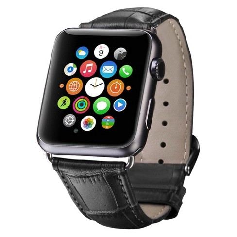 iPM Crocodile Leather Band for Apple Watch - image 1 of 1