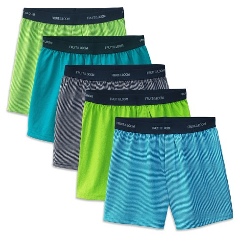 Fruit of the Loom Boys' Boxer Shorts - image 1 of 2