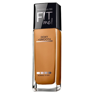 Face Makeup: Maybelline Fit Me Foundation