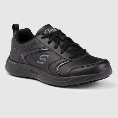 Women's S Sport by Skechers Possie Work Shoes - Black