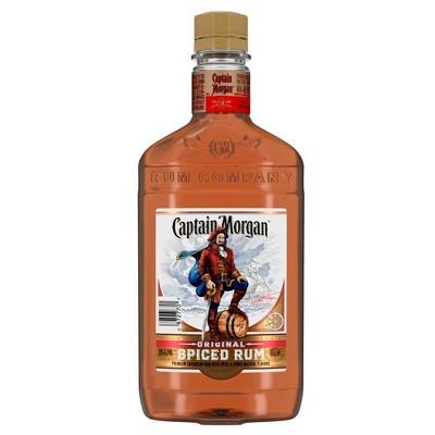 Captain Morgan Spiced Rum - 375ml Bottle
