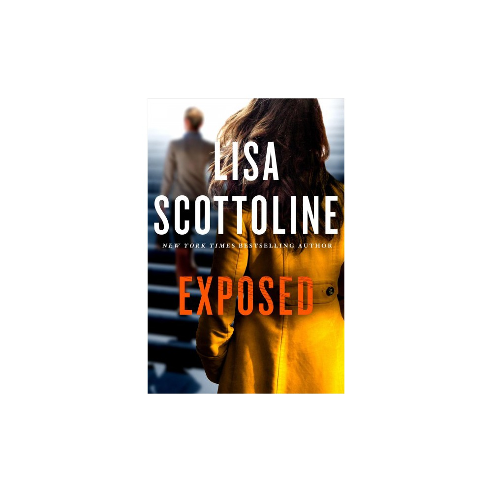 Exposed - Reprint (Rosato & DiNunzio) by Lisa Scottoline (Paperback)