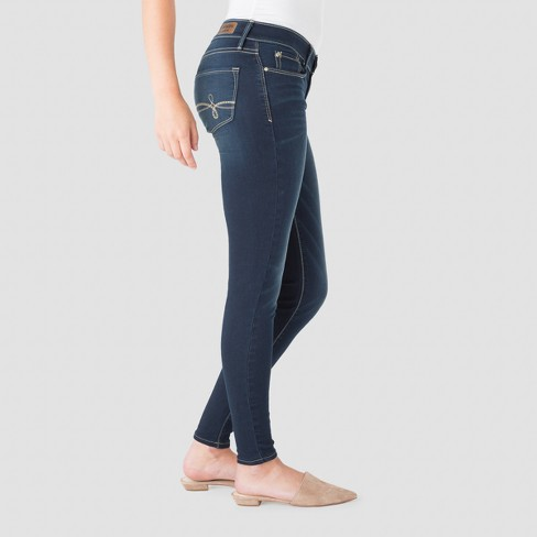 f020de3ad4d94 DENIZEN® From Levi's® Women's Low-Rise Jeggings - (Juniors') Dark ...