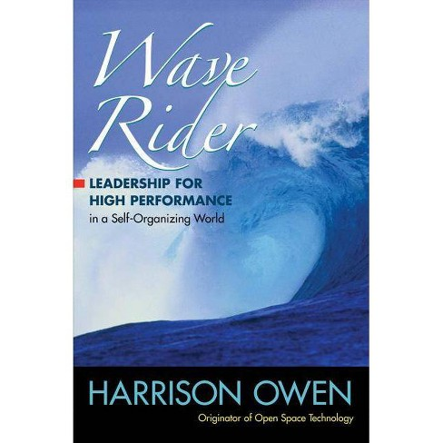 Wave Rider - by  Harrison Owen (Paperback) - image 1 of 1