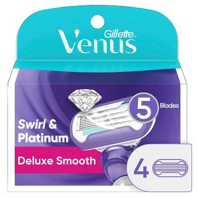 Venus Deluxe Smooth Swirl Women's Razor Blade Refills