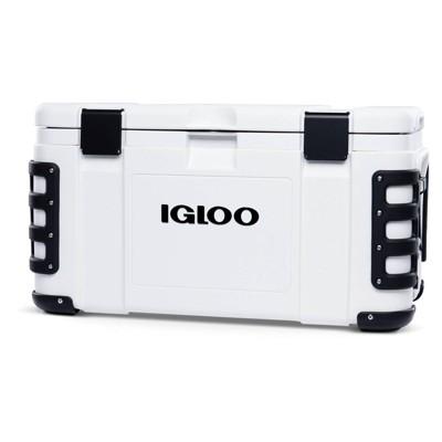 Igloo Leeward Hard Sided 50qt Portable Cooler - White