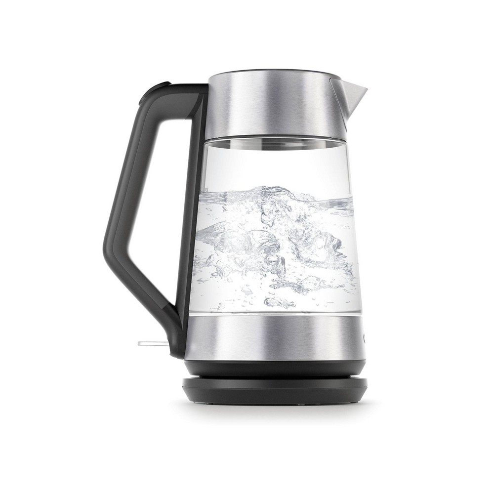 Oxo 1 7l Cordless Glass Electric Kettle Silver