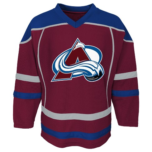 outlet store b7f3d 3c0ef Colorado Avalanche Youth Jersey XS