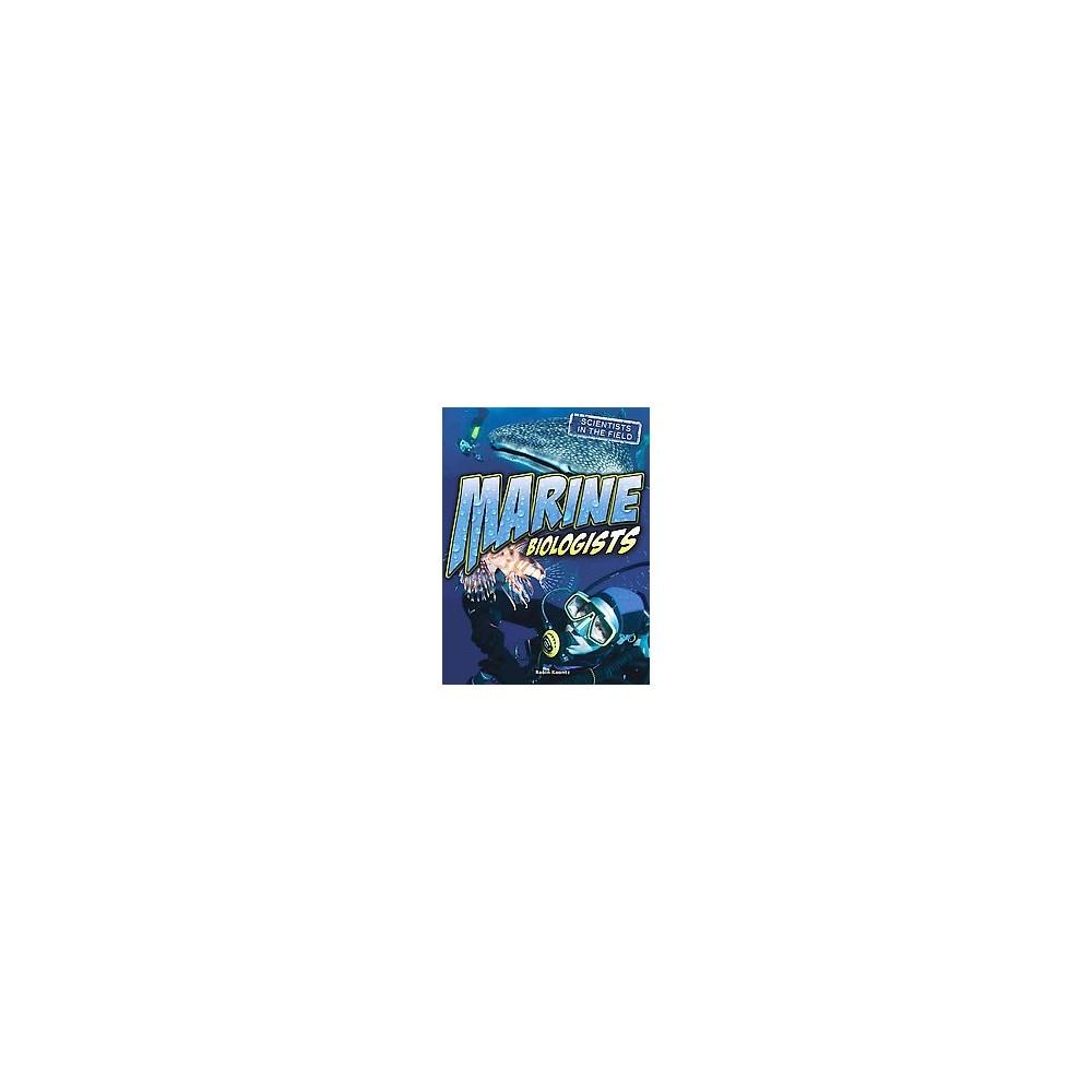 Marine Biologists (Paperback) (Robin Koontz)