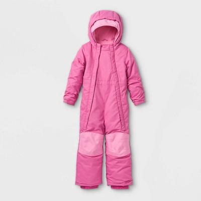 Toddler Girls' Snowsuit - Cat & Jack™ Pink