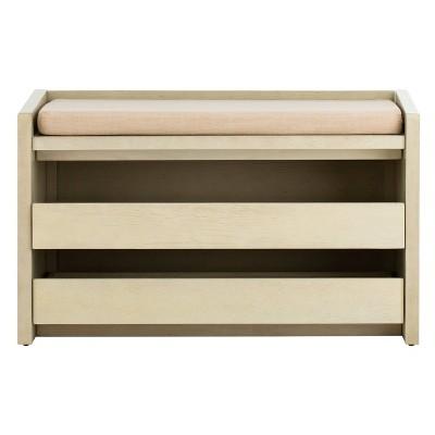 Percy Storage Bench - Safavieh