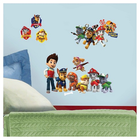 RoomMates Paw Patrol Wall Decal - image 1 of 2