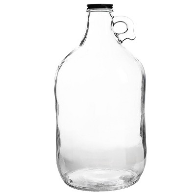 64oz Glass Craft Beer Growler - Cathy's Concepts