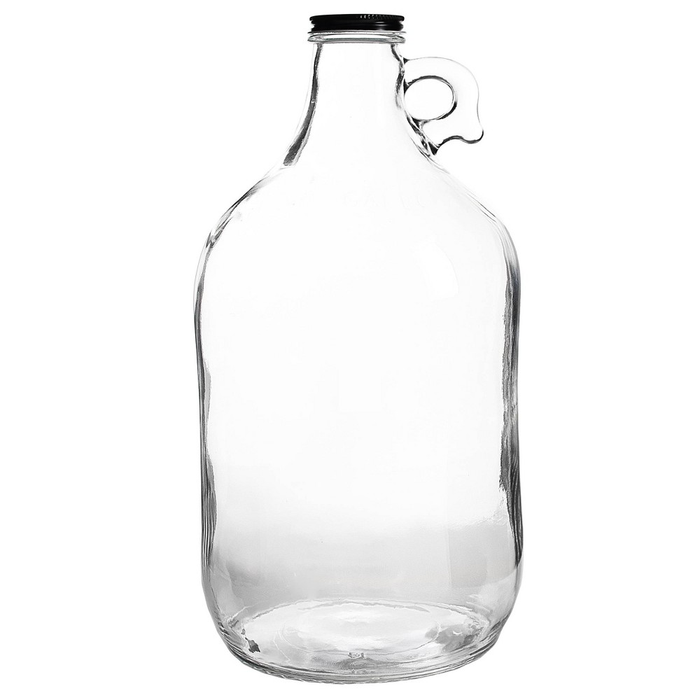 Image of 64oz Glass Craft Beer Growler - Cathy's Concepts