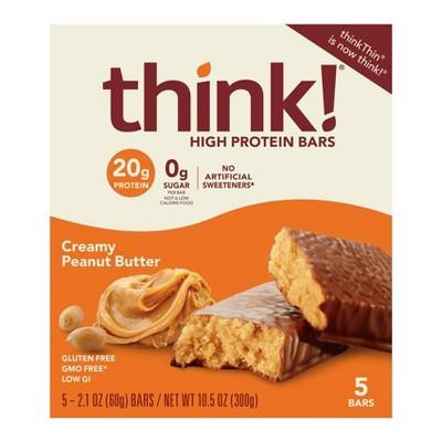 Granola & Protein Bars: thinkThin