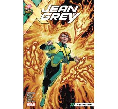 Jean Grey 1 : Nightmare Fuel (Paperback) (Dennis Hopeless) - image 1 of 1