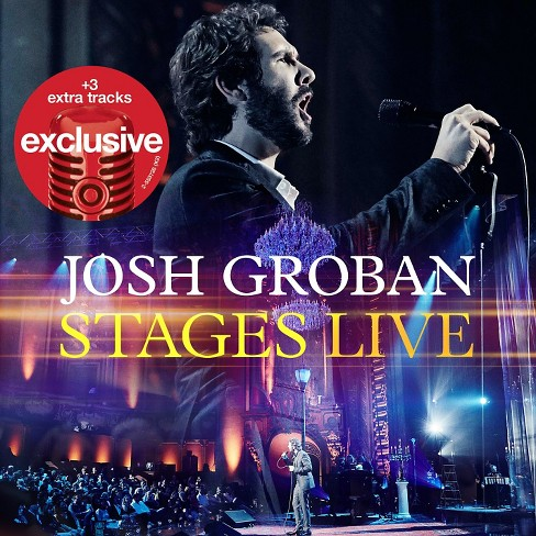 Josh Groban - Stages Live CD/DVD - image 1 of 1