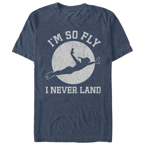 Peter Pan Men's So Fly T-Shirt - image 1 of 1