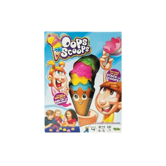 Oops Scoops Game, board games image number null