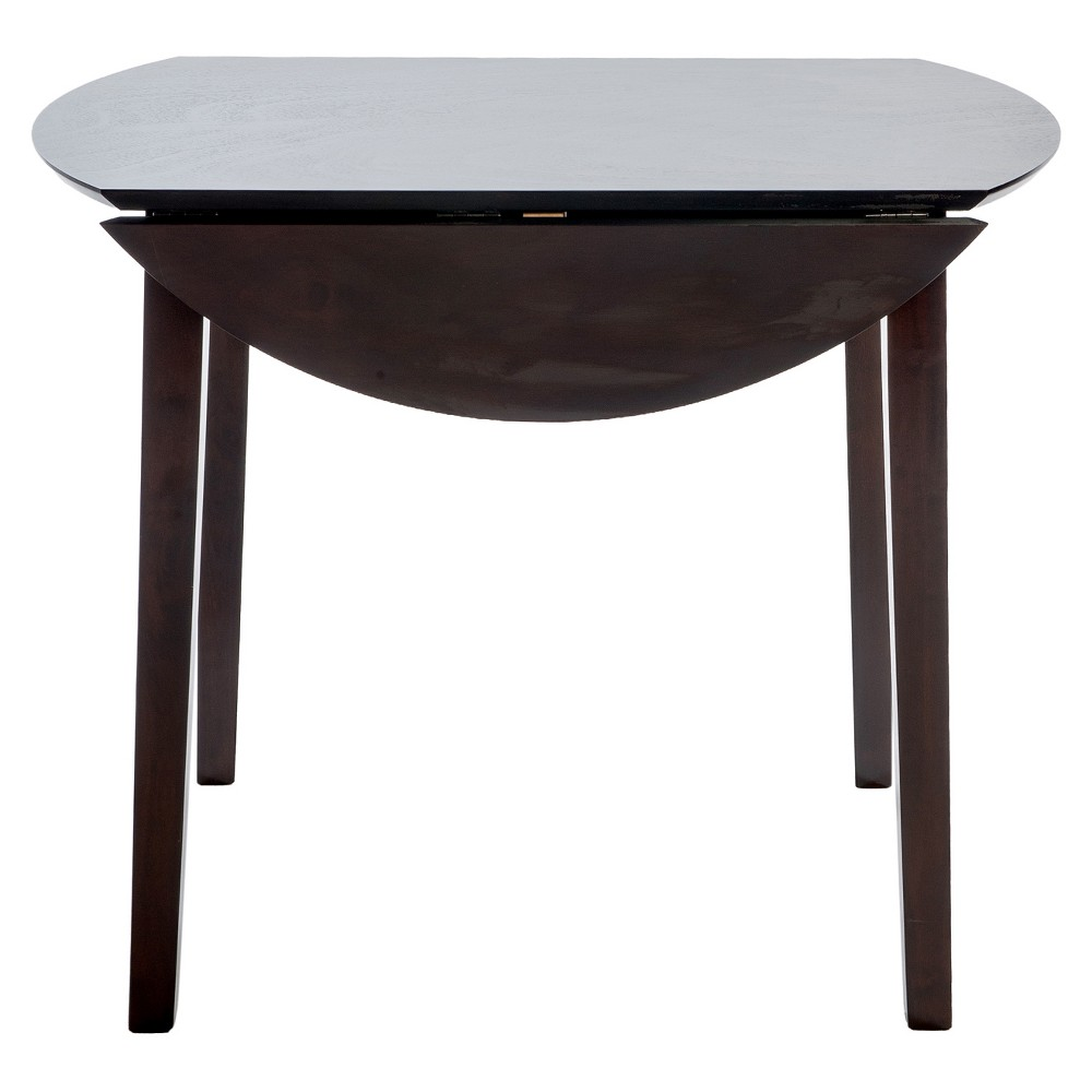 Image of Helena Drop Leaf Table Black - Home Source Industries