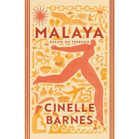 Malaya - by  Cinelle Barnes (Hardcover) - image 1 of 1