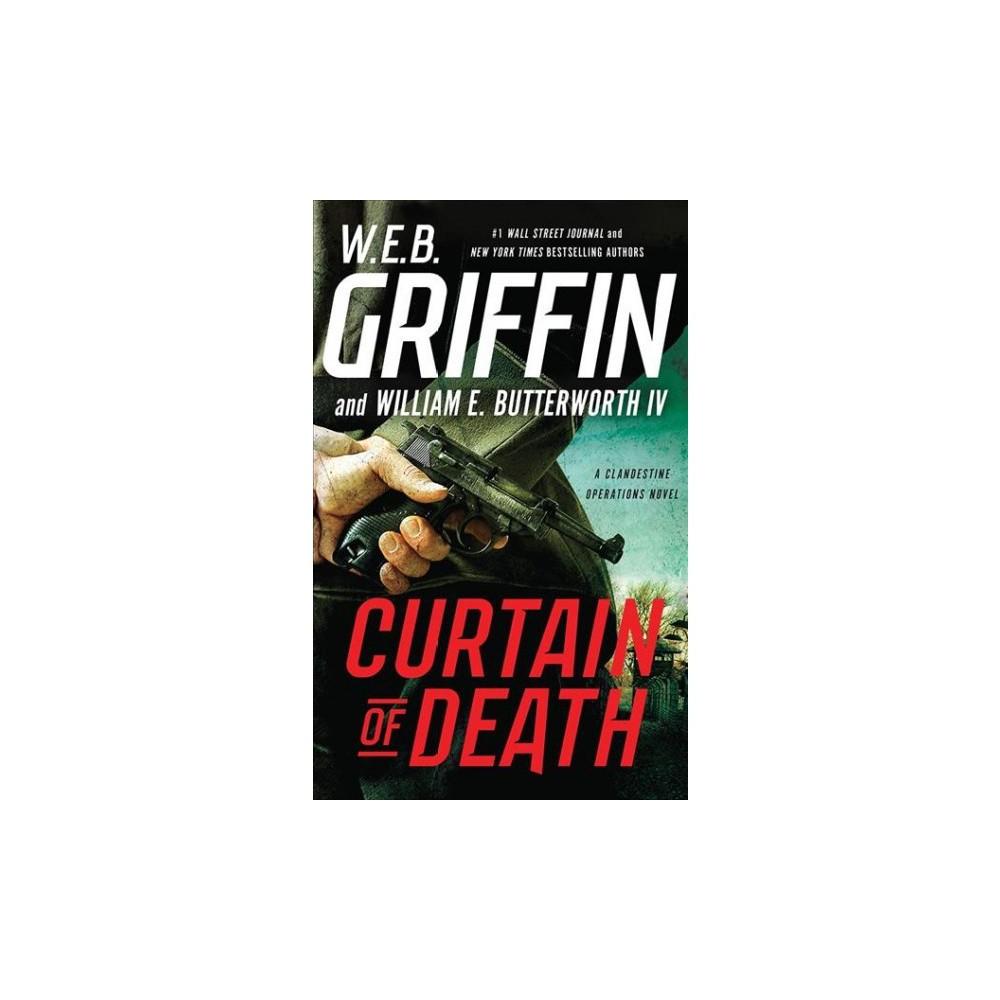 Curtain of Death (Unabridged) (CD/Spoken Word) (W. E. B. Griffin & IV William E. Butterworth)