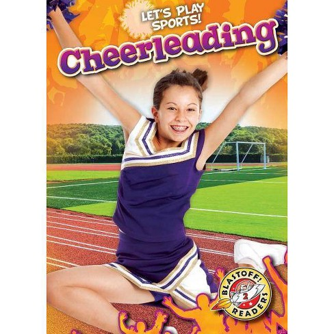 Cheerleading - (Let's Play Sports!) by  Jill Sherman (Hardcover) - image 1 of 1