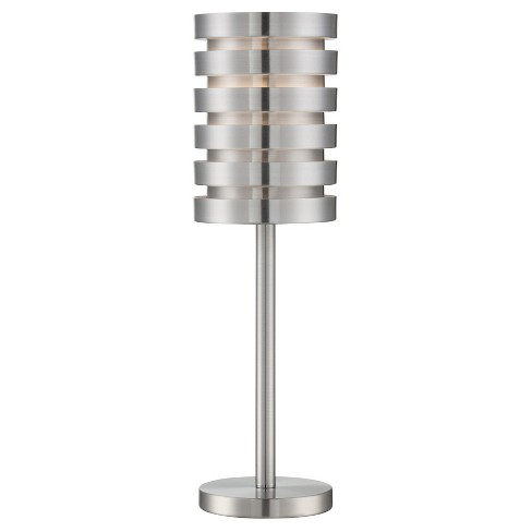 Tendrill Ii Table Lamp Aluminum (Includes Energy Efficient Light Bulb) - Lite Source - image 1 of 3