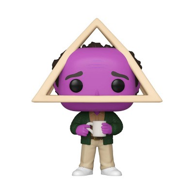 Funko POP! TV: Seinfeld - Holistic George with Purple Face (Target Exclusive)