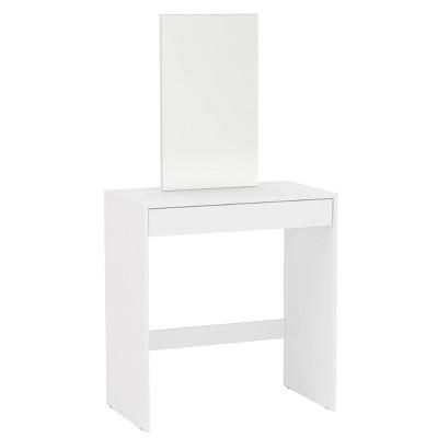 Miami Vanity w/Mirror White - Chique
