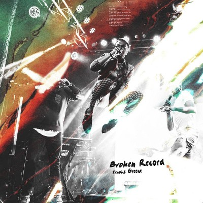 Travis Greene - Broken Record (CD)