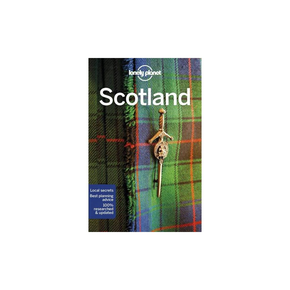 Lonely Planet Scotland - 10 (Paperback)