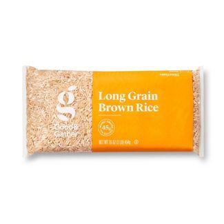 Long Grain Brown Rice - 1LB - Good & Gather™