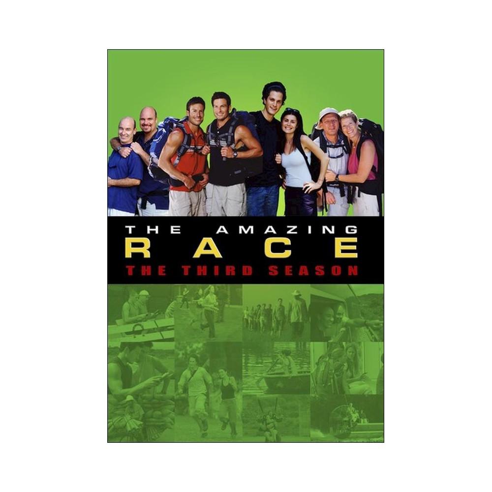 Amazing Race Season 3 (Dvd)