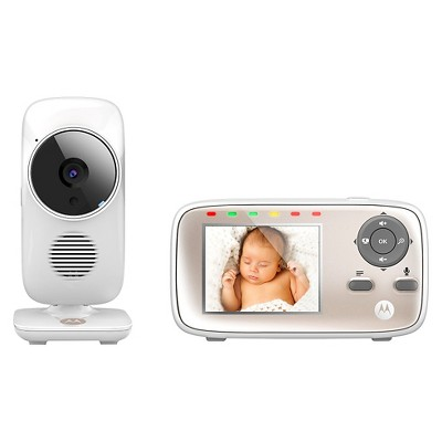 Motorola 2.8  Video Baby Monitor with Wi-Fi - MBP667CONNECT