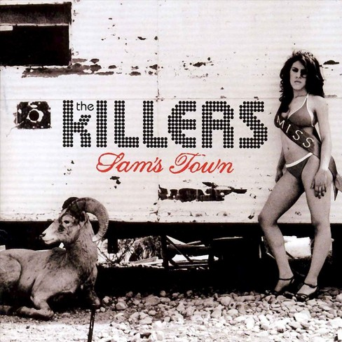 The Killers - Sam's Town (CD) - image 1 of 1