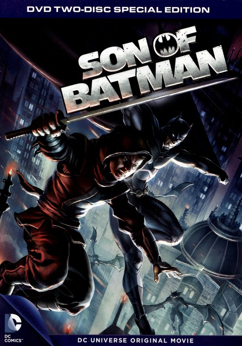 Son of Batman (Special Edition) (2 Discs) (dvd_video) - image 1 of 1