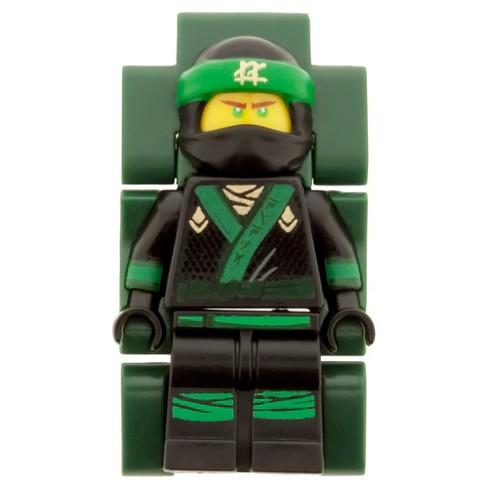 lego ninjago movie lloyd minifigure link watch blue target
